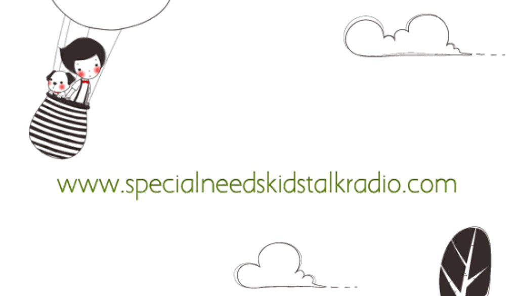 special needs kids talk radio
