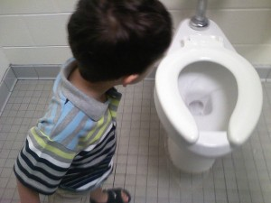 potty training autism