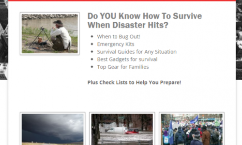Disaster Prep Education ebook