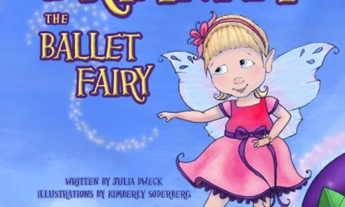 Book Review: Brianna The Ballet Fairy – A KiteReader book