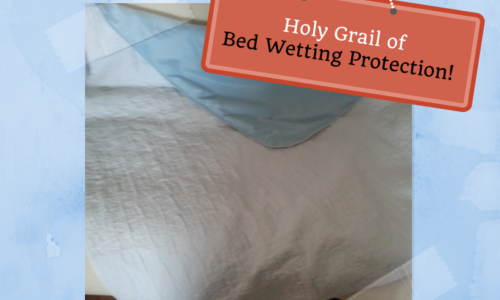 Holy Grail ofBed Wetting Protection!
