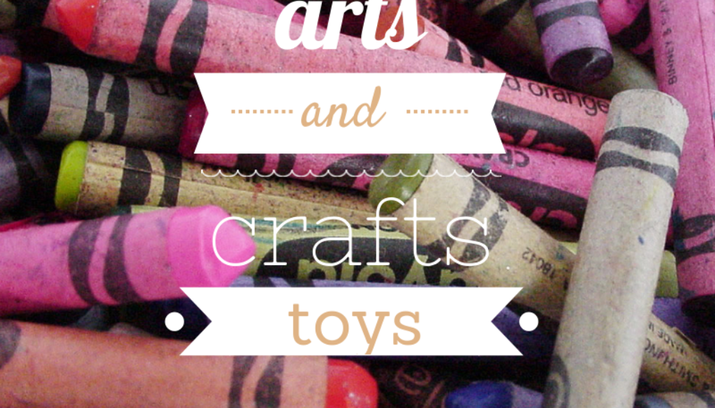 arts and crafts toys