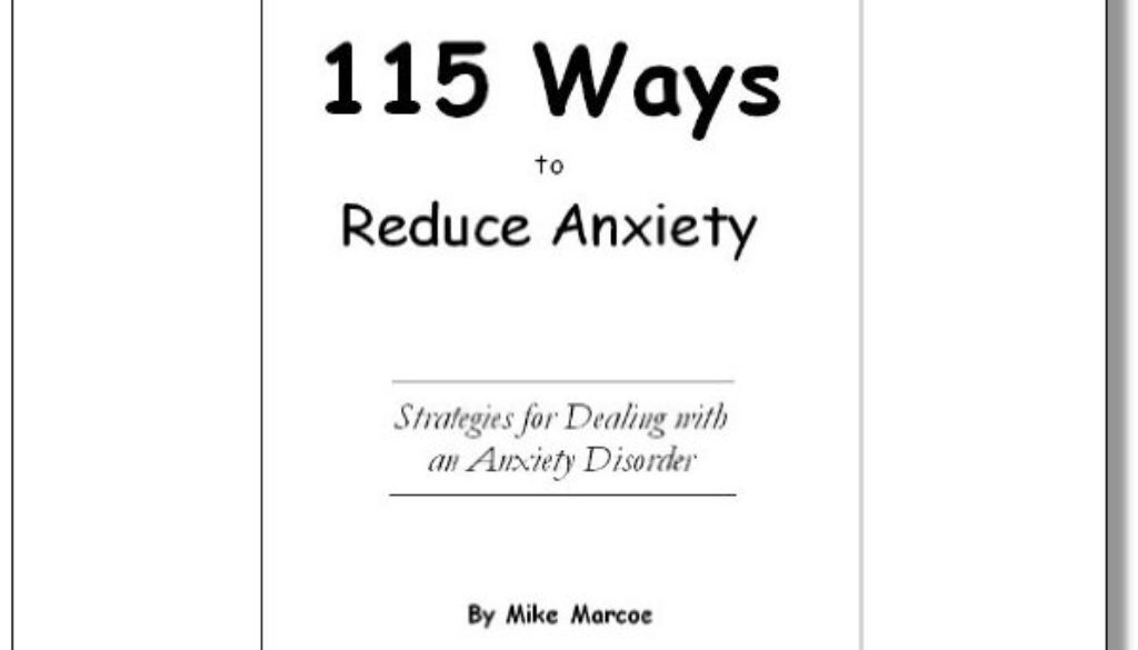 115 ways to fight anxiety