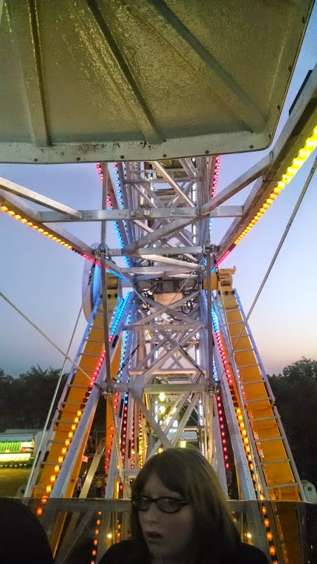 Nove farris wheel lights