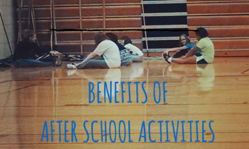Benefits of after school activities