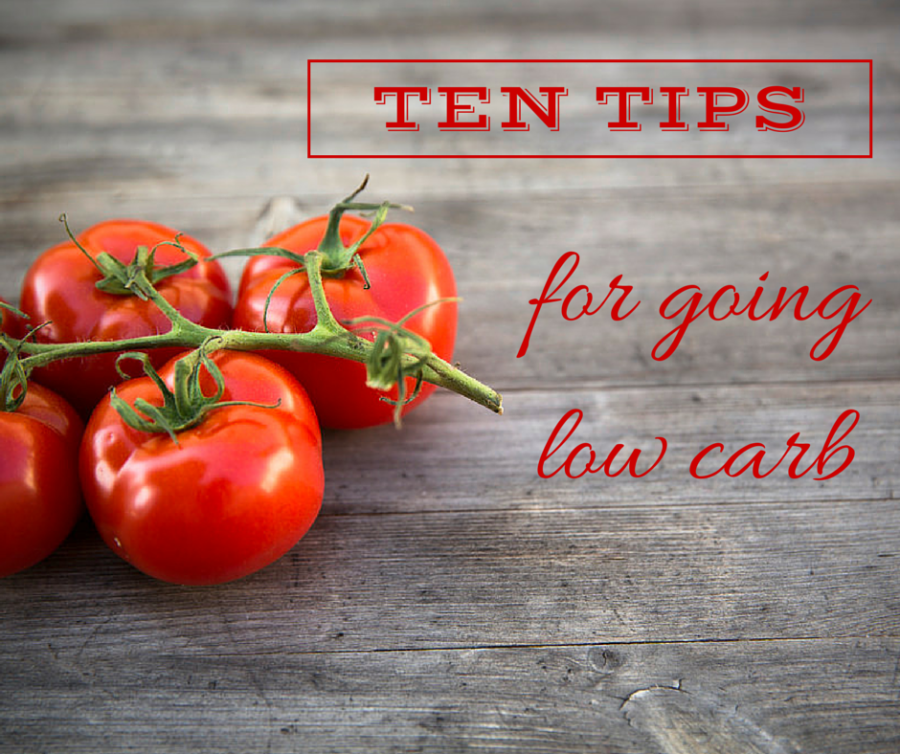 10 tips for going low carb