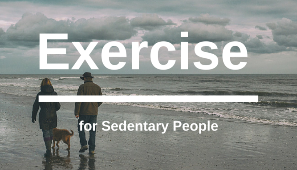 Exercise for Sedentary People
