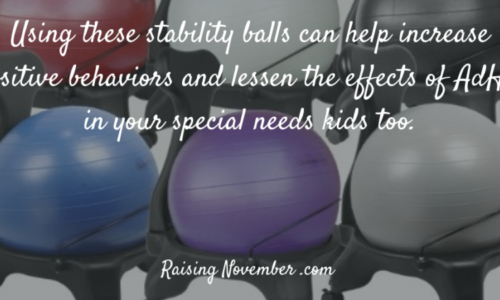 Exercise Ball Chairs Can Break Sedentary Habits