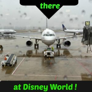 How Do I Get From Here To There at Disney World?