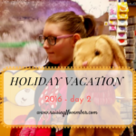 Holiday Vacation 2016 - Day 2