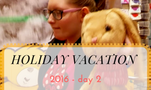 Holiday Vacation 2016 - Day 2