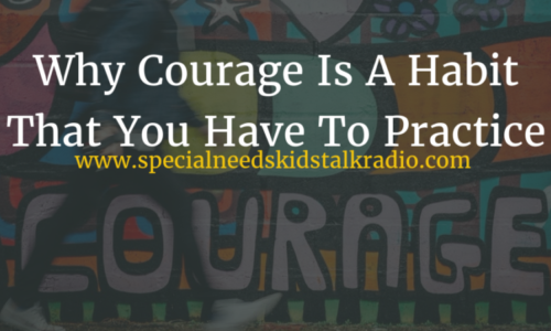 Why Courage Is A Habit