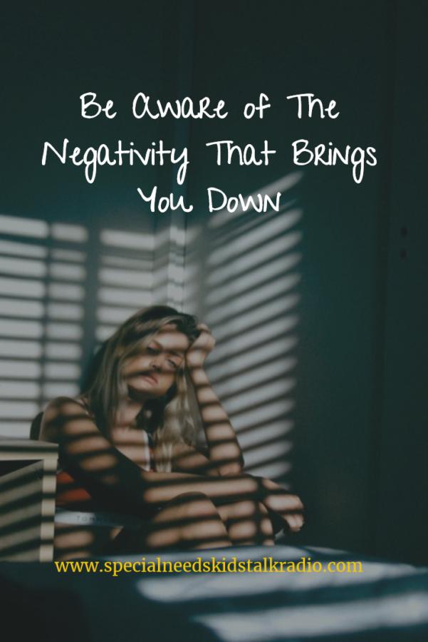 avoid negatvity